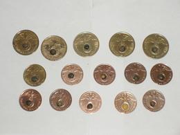Lot De 15 Pièces Reichspfennig 1938 - 1939-45