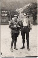 Militaire - 19e Bataillon  De Chasseurs A Pied Carte Photo - Chasseur Alpin ? - Régiments