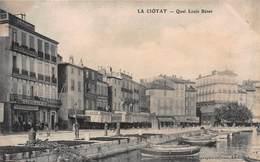 CPA LA CIOTAT - Quai Louis Bénet - La Ciotat