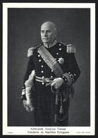 Almirante AMERICO TOMAZ Tomas Uniforme De Gala E As Insígnias Da Banda Das Três Ordens. FOTO SAN PAYO. Lisboa PORTUGAL - Autres