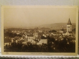 Vailly Sur Aisne - 02 - Panorama - France