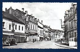 Athus (Aubange).Grand'Rue. Librairie-Papeterie A. Mathieu. Film Gevaert. Au Printemps (Schmit-Mathieu).Delhaize Le Lion. - Aubange