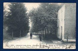 Arlon. Environs D'Arlon. Route De La Gaichel, Frontière Luxembourgeoise. 1905 - Arlon