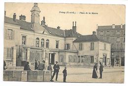 POISSY - Place De La Mairie - Poissy