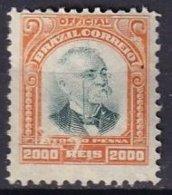 BRESIL - Service - 2000 R. De 1906 Neuf - Dienstpost