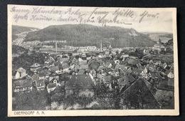 Oberndorf An Der Neckar Dorfansicht ältere Aufnahme - Rottweil