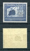 D. Reich Michel-Nr. 669 Postfrisch - Geprüft - Unused Stamps