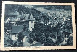 Oberndorf An Der Neckar Mit Kirche - Rottweil