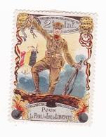 Vignette Militaire Delandre - Belgique - 2ème Régiment D'infanterie - Militario