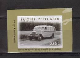 Finlande 2005 N°1713  Neuf  Autocar - Finland