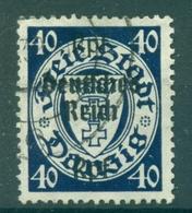 Allemagne - Deutsches Reich 1939 - Michel N. 726 - Timbres De Dantzig Surchargés (Y & T N. 268 Dantzig) - Allemagne