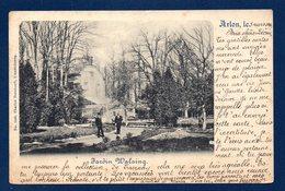 Arlon. Jardin Walzing ( Immeuble De François Walzing-Connerote Loué Au Gouverneur Joseph De Chimay En 1936).  1899 - Arlon