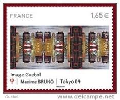 France N° 4837 ** Art De La Photo - Maxime Bruno -> Tokyo04 - Neufs