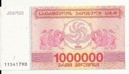 GEORGIE 1 MILLION LARIS 1994 UNC P 52 - Géorgie