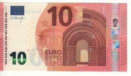 "10 EURO  ""Spain""   DRAGHI    V 007 A1   VA7835158802  /  FDS - UNC - EURO"
