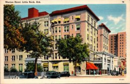 Arkansas Little Rock Marion Hotel - Little Rock