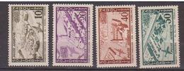 MAROC         N°  YVERT  :     PA 94/97    NEUF AVEC  CHARNIERES      (  CH  02/21  ) - Maroc (1891-1956)