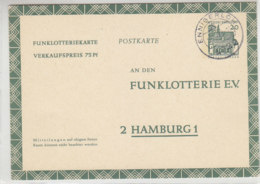 Funklotteriekarte Aus ENNIGERLOH 17.4.6? - Brieven En Documenten