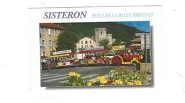 SISTERON  LE PETIT TRAIN DE LA CITADELLE   *****  A  SAISIR  ***** - Sisteron