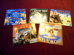 L'AFFAIRE LOUIS TRIO    ° COLLECTION DE  5 / 45 TOURS - Complete Collections
