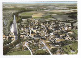 80 CAPPY Vers Bray Sur Somme N°60 72 Vue Aérienne Canal Péniche En 1967 - Bray Sur Somme