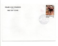 CONGO FDC 1978 FAUNE - OKAPI - FDC