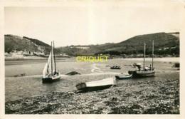 22 Le Yaudet, Une Partie Du Port à Marée Basse, Carte Pas Courante - France