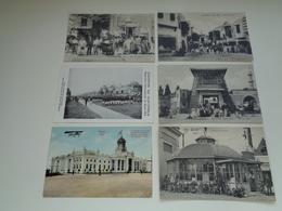 Beau Lot De 20 Cartes Postales De Belgique  Gand Exposition 1913     Mooi Lot Van 20 Postkaarten Van België  Gent  Expo - Cartes Postales