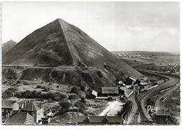 62 - AUCHEL - (la Mine) - L'ancien Terril Du Siège N° 5 Du Groupe D'Auchel - France