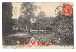 CPA - PLOMBIERES-les-BAINS 88 Vosges - Un Coin Du Parc En 1907 - N° 44 - ND Phot. - Plombieres Les Bains