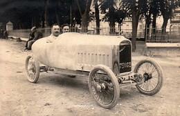 RPCP/ Boulogne Sur Mer, Automobile De Course, Photo D'une Ancienne Carte Postale, 2 Scans - Automobiles