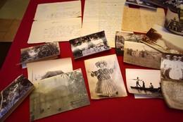 TAHITI 1897, LOT DE PHOTOS, EXTRAIT DE NAISSANCE - Antiche (ante 1900)