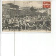 75-PARIS LES HALLES LA FIN DU MARCHE - Frankreich