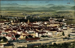 Cp Celje Cilli Slowenien, Panorama Vom Ort - Slovenia