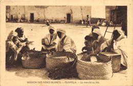 Ouargla - Le Marché Au Blé - Algérie