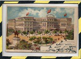 GRAND CONTINENTAL HOTEL CAIRO - Le Caire