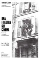 [MD4563] CPM - CINEMA - UNA FINESTRA SUL CINEMA - COMUNE DI CARPI - PERFETTA - NV - Cinema