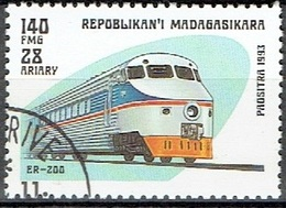 MADAGASCAR # FROM 1993 STAMPWORLD 1629 - Madagascar (1960-...)