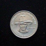 NICARAGUA MÜNZEN 10 Centavos 1981 KM#50  COIN CURRENCY - Nicaragua