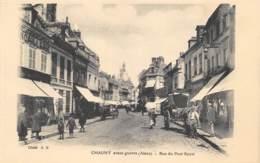 Chauny - Animée, Rue Du Pont Royal - Chauny