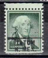 USA Precancel Vorausentwertung Preo, Locals New Mexico, Tatum 729 - Estados Unidos