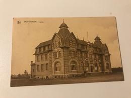 Carte Postale Ancienne (1928) MOLL-GOMPEL Casino - Mol