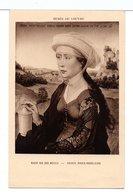 CP - SAINTE MARIE-MADELEINE (ROGER VAN DER WEYDEN) - Malerei & Gemälde