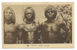 AFRIQUE - BURKINA FASSO - N° 107 - GAOUA - Types Lobis - CPA - Burkina Faso
