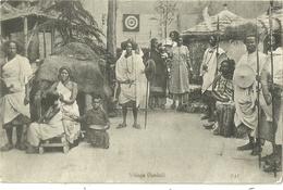 PARIS.  Village Dunkali. - Exposiciones
