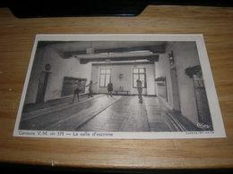 Cpsm 9x14 NV DD Macon 5eme Regiment De Dragons 1941 Ed Combier Cim Censure VM Bon Etat Rare Salle D Escrime 171 - Macon