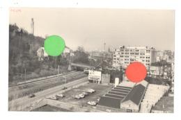 LIEGE - Avant Les Travaux Du Tunnel Sous Cointe - 2 Photos (14 X 22 Cm )  Datée Du 14 Mars 1984 (b275) - Plaatsen