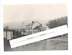 Phorto ( 17 X 23 Cm ) De La Gare De MERY ( Tilff ) Vers 1960 (b275) - Lieux