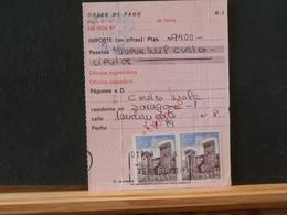 86/309 DOC.  ESPAGNE   1979 - 1931-Oggi: 2. Rep. - ... Juan Carlos I