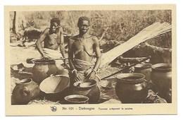 "AFRIQUE - BURKINA FASO - DIEBOUGOU - N° 101 - ""Femmes Préparant La Cuisine"" - CPA - Burkina Faso"